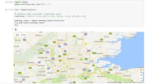 map of pairs getting started gmaps 0 7 1 dev documentation