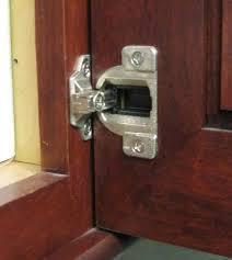 Hinge For Kitchen Cabinet Doors Kitchen Cabinet Door Hinges Discoverskylark