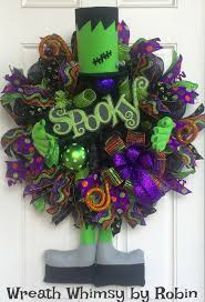 Halloween Wreaths Ideas by 150 Best Halloween Images On Pinterest Halloween Crafts Happy