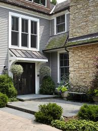 Awning Colors 11 Ways To Add Color To Your Exterior Copper Accents Exterior