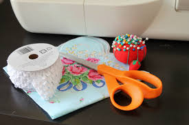 hairbow supplies handkerchief hair bow bumblebee linens
