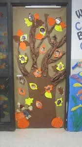 Fall Tree Decorations Projects For Teachers Scarecrows Interior Design View Themed