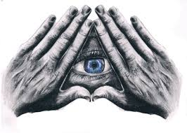 the all seeing eye has captured the minds of our society the
