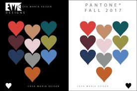 fall 2017 pantone colors eva maria keiser designs explore color pantone fall colors 2017