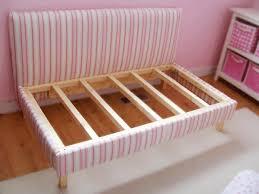 Diy Daybed Frame Diy Upholstered Toddler Daybed Hgtv