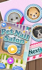 pets nail salon kids games android apps on google play