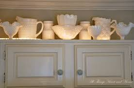 modern decorating ideas above kitchen cabinets 10 ways to decorate above kitchen cabinets birkley