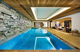 House Plans With Indoor Swimming Pool 20 Homes With Beautiful Indoor Swimming Pool Designs