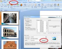 Making A Photo Album How To Create A Digital Photo Album In Microsoft Powerpoint