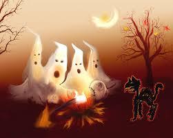 animated halloween background halloween wallpaper for vista