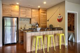 yellow bar stools kitchen contemporary with kitchenaid chrome