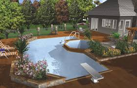 Landscape Deck Patio Designer Big Benefits Of Owning A Pool Punch Software Official Site
