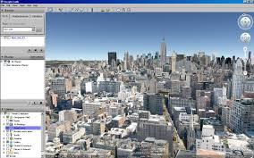 Google Map New York Google Earth Updates 3d New York