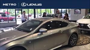 lexus convertible melbourne 2017 lexus lc500 reveal beachwood oh metro lexus dealership