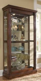 Corner Lighted Curio Cabinet Curio Cabinet Are Curio Cabinets Out Of Style Astounding Photo