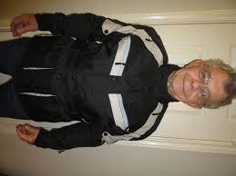 motorcycle touring jacket viking cycle enforcer three quarter touring motorcycle jacket