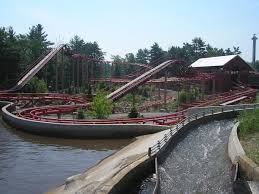 Six Flags The Great Escape Canyon Blaster Great Escape Wikipedia