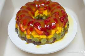 jello fruit cake dessert mom u0027s dish