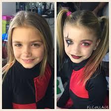 Harley Quinn Halloween Costume Kids Harley Quinn Makeup Anastasia Beverly Hills Liquid