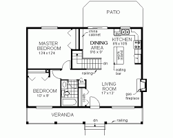 2 bedroom bath ranch floor plans trends also country style house
