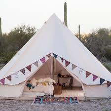 best camping near amenities sunset