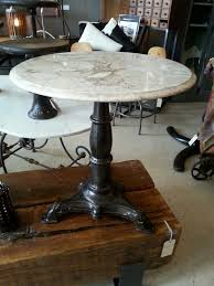 Cast Iron Bistro Table Iron Bistro Table Base Bonners Furniture