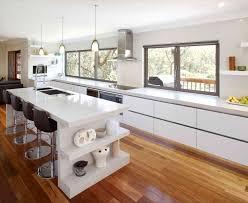 Black Galley Kitchen White Farmhouse Galley Kitchen Kitchen Living Room Ideas