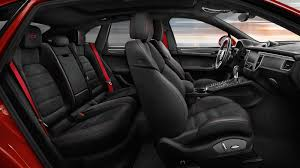 porsche inside view sportier porsche macan gts revealed