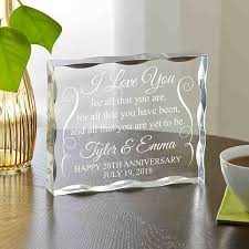 50th anniversary plates you can engrave 50th anniversary gifts for golden wedding anniversaries