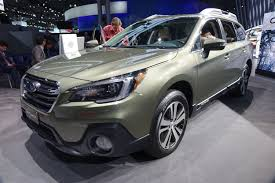 subaru outback 2018 white 2018 subaru outback revealed at 2017 new york auto show