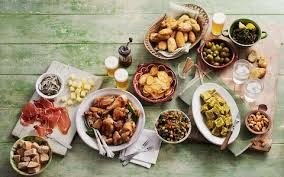 cuisine origin tapas history and origins