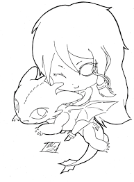 night fury coloring pages download how to train your dragon 2