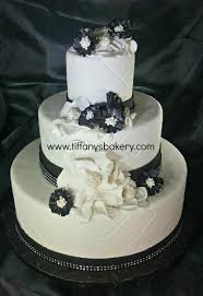 fondant wedding cakes u2013 tiffany u0027s bakery
