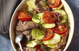 agneau cuisine epigrammes d agneau confits façon boulangère recettes de cuisine