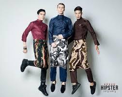 baju kurung moden zaman sekarang baju melayu hipster kembali kini dengan seluar corak corak dan