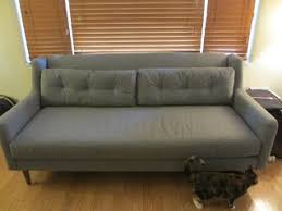 mid century style sofa west elm mid century sofa stuff for sale