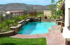 Small Backyard Pool by Discover The Pool Contractors In Orange County