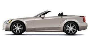 2006 cadillac xlr convertible 2006 cadillac xlr values nadaguides