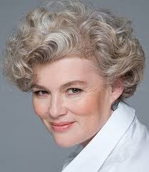 short curley hairstyles for middle aged women short hairstyles over 50 short wavy hairstyle for women over 50