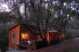 fall camping cabins near lake tahoe