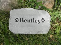 dog grave markers small pet grave marker 8 10 across adirondack works pet