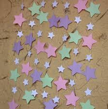 5pieces lot pastel pink mint lavender twinkle twinkle