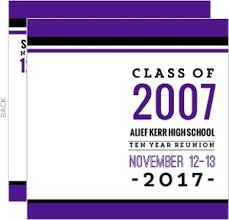 50th high school class reunion invitation high school college class reunion invitations