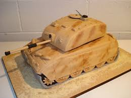 10 cakes military images army tank cake
