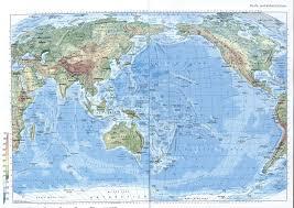 Ocean Maps Map Pacific Oceanfree Maps Of Us