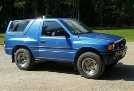 isuzu amigo teal top modded 1994 isuzu amigo rides wheelwell