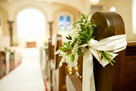 wedding pew decorations 50 awesome pew decorations for weddings pics wedding concept