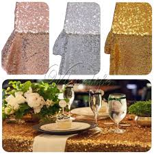 compare prices on silver tablecloths wedding online shopping buy