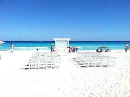 rock cancun wedding destination wedding set up picture of rock hotel cancun