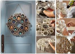 Goods Home Design Diy Diy Door Wreath Home Design Garden U0026 Architecture Blog Magazine